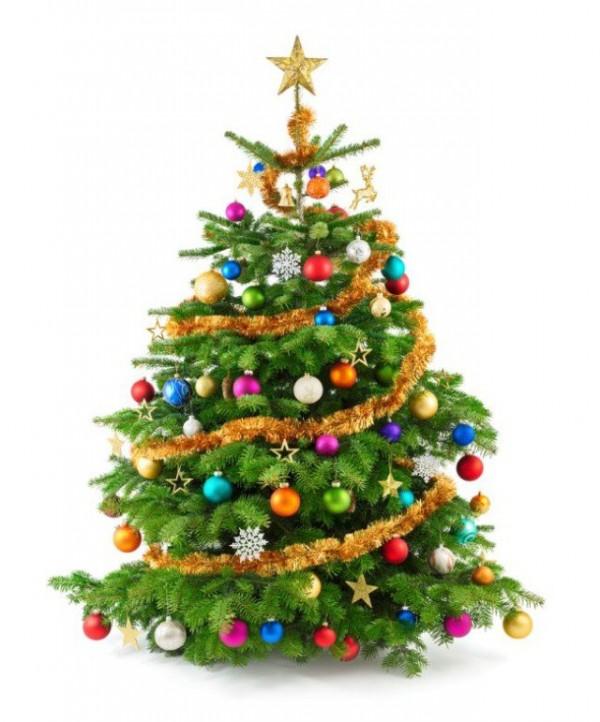 Legenda o pôvode vianočného stromčeka